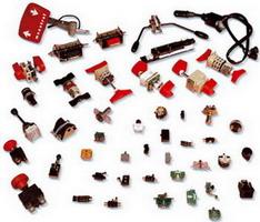 Gabelstapler Elektronik Ersatzteile Bild