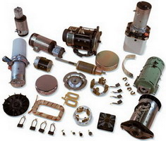 Gabelstapler Motor / Hydraulik Ersatzteile Bild