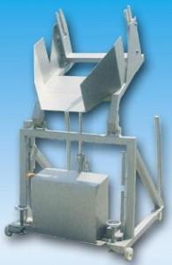 Edelstahl-Kippmaschine Typ 302