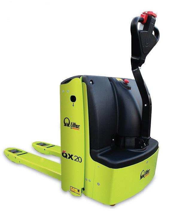 Elektro-Gabelhubwagen QX 18 AC