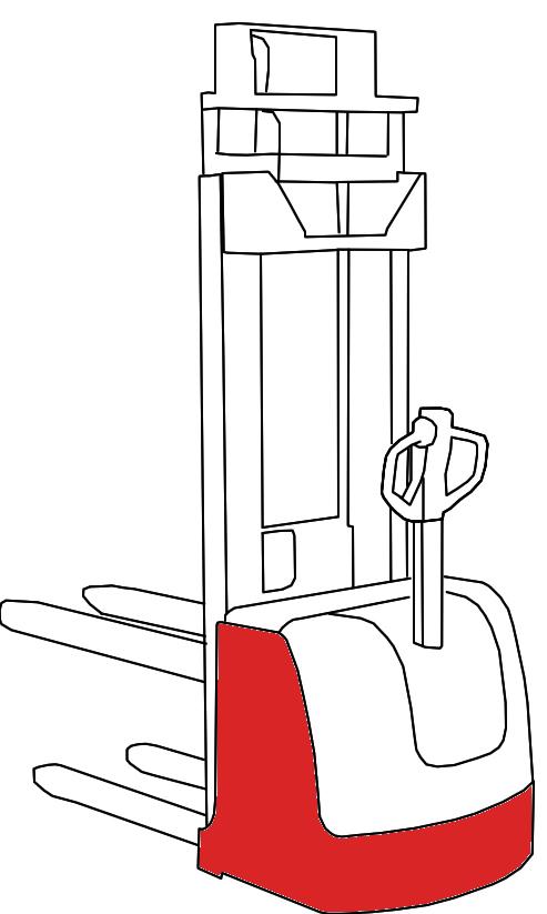 Hochhubwagen
