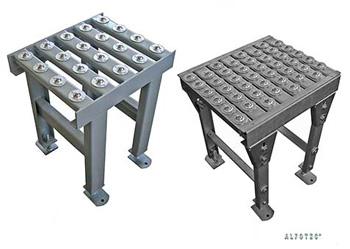 Fördertechnik: Kugelrollentisch