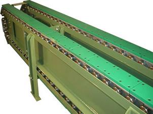 Fördertechnik: Schwerlast - Plattenbandförderer